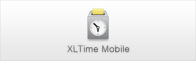 Nyhete XLTime Mobile app